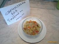 Рецепт Рисовая лапша с овощами в мультиварке рецепт с фото