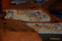 Рецепт Пирог с консервированной скумбрией рецепт с фото