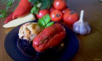 Рецепт Фаршированные перцы рецепт с фото