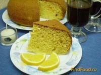 Рецепт Кекс с курагой и лимонным соком рецепт с фото