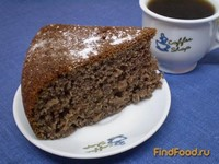 Рецепт Шоколадный пирог в мультиварке рецепт с фото
