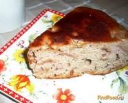 Рецепт Яблочная шарлотка с вареньем рецепт с фото