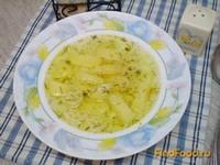 Рецепт Простой суп с макаронами в мультиварке рецепт с фото