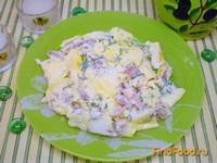Рецепт Сытный омлет с говядиной рецепт с фото