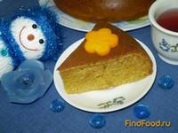 Рецепт Тыквенный пирог в мультиварке рецепт с фото