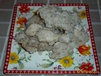Рецепт Каша рисово-овсяная с курочкой рецепт с фото