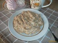 Рецепт Каша на пломбире рецепт с фото