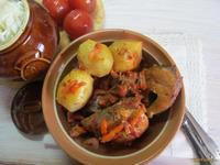 Рецепт Щука с овощами в мультиварке рецепт с фото