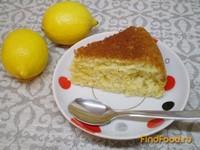 Рецепт Пирог лимонный в мультиварке рецепт с фото