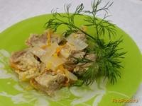 Рецепт Свинина с овощами в мультиварке рецепт с фото