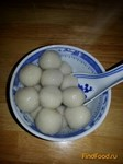 Рецепт Сладкие китайские рисовые пельмени рецепт с фото