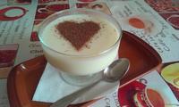 Рецепт Молочно-ванильное желе рецепт с фото