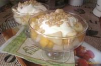 Рецепт Фруктовый салат-коктейль рецепт с фото