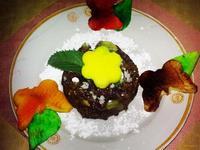 Рецепт Десерт Шоколадный пирог рецепт с фото