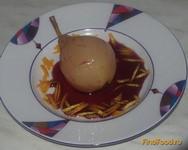 Рецепт Груша в пряном сиропе рецепт с фото
