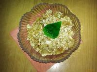 Рецепт Десерт Яблоки под криспами рецепт с фото