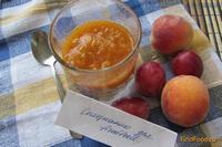 Рецепт Сливово-персиковый десерт рецепт с фото