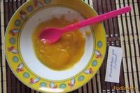 Рецепт Детское персиковое пюре рецепт с фото
