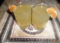 Рецепт Питьевой кисель с соком рецепт с фото
