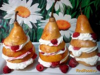 Рецепт Десерт грушевый рецепт с фото