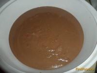 Рецепт Заварной крем с шоколадом рецепт с фото