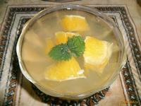 Рецепт Апельсиновое желе рецепт с фото