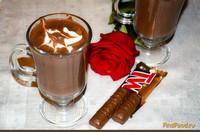 Рецепт Шоколадный десерт Наслаждение рецепт с фото