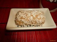 Рецепт Пироженки кокосовые рецепт с фото