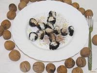 Рецепт Чернослив с орехами рецепт с фото