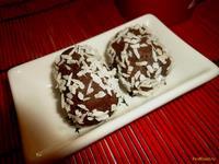 Рецепт Домашнее пирожное а-ля картошка рецепт с фото