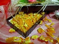 Рецепт Цукаты из апельсиновых корочек рецепт с фото