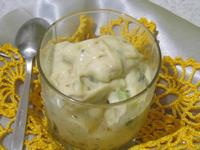 Рецепт Мороженое из банана и киви рецепт с фото