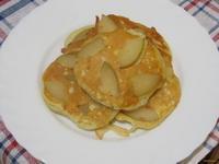 Рецепт Оладьи с консервированной грушей рецепт с фото