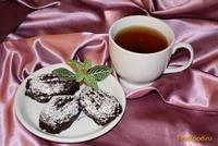 Рецепт Шоколадное пирожное картошка с мармеладом рецепт с фото