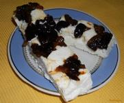 Рецепт Творожный десерт с черносливом рецепт с фото
