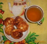 Рецепт Ванильные сырники рецепт с фото