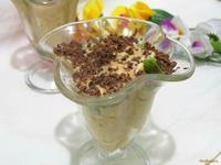 Рецепт Бананово-творожный десерт рецепт с фото
