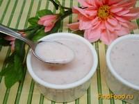 Рецепт Клубничный йогурт рецепт с фото