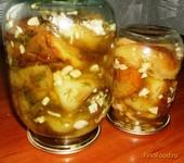 Рецепт Жареный сладкий перец на зиму рецепт с фото