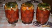 Рецепт Помидоры по-грузински рецепт с фото