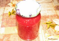 Рецепт Зимнее малиное варенье рецепт с фото