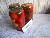 Рецепт Помидоры с морковной ботвой рецепт с фото