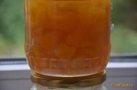 Рецепт Варенье персиковое пятиминутка рецепт с фото