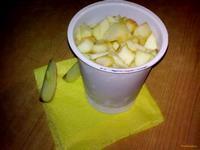 Рецепт Замороженные яблоки рецепт с фото