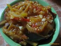 Рецепт Закуска из баклажанов рецепт с фото