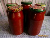 Рецепт Томатный соус к спагетти и пицце рецепт с фото