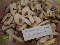 Рецепт Заморозка грибов рецепт с фото