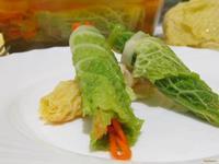 Рецепт Маринованные голубцы из савойской капусты рецепт с фото