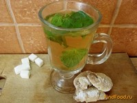 Рецепт Травяной успокаивающий чай рецепт с фото