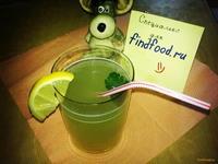 Рецепт Огуречный лимонад рецепт с фото